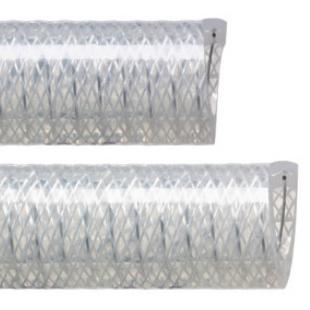 食品级TPE钢丝加网纹软管 FTPSD